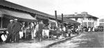 Crab pots on Taylor Street, January 4, 1931. A12,28,354nl.