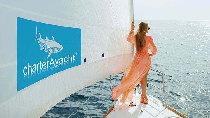 Hire a Yacht in Greece with charterayacht.gr