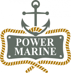Power Marine yachting logo