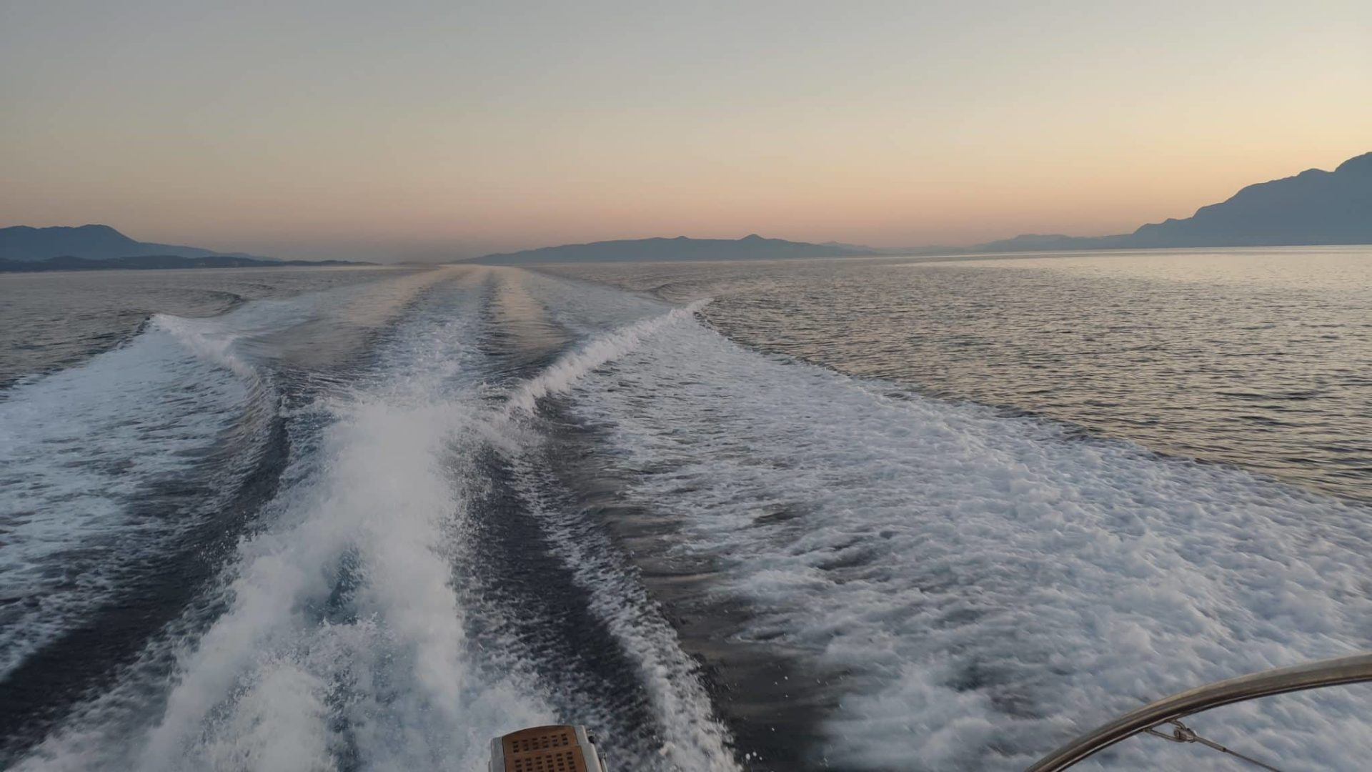 yacht delivery from Italy to Lefkas